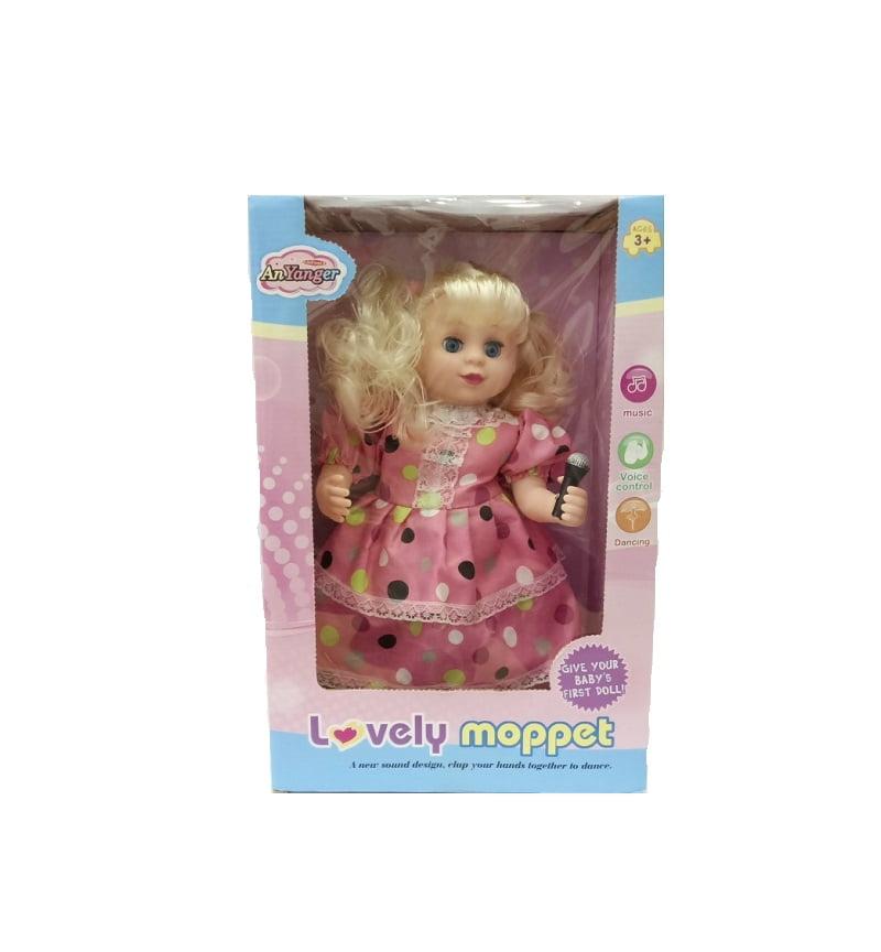 Παιδική κούκλα τραγουδίστρια
