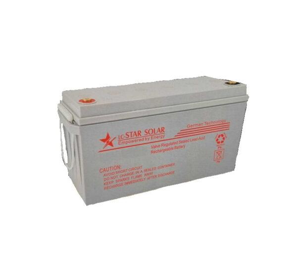 Μπαταρία 100ΑΗ/10hr – 12V – LC-STAR SOLAR – 690059