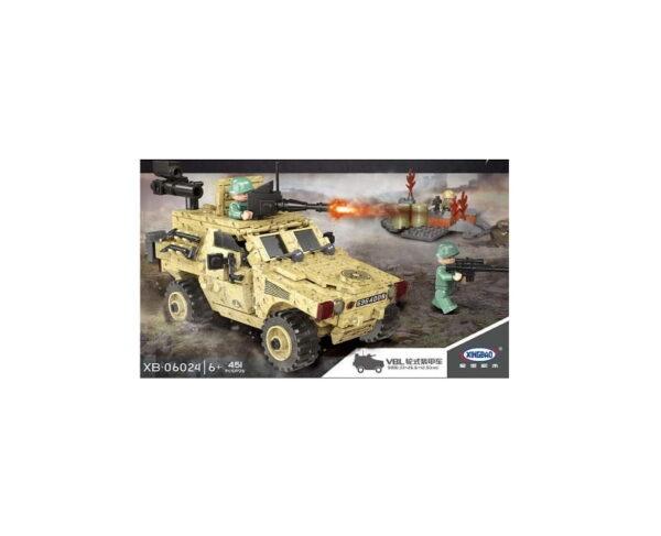Συναρμολογούμενο όχημα στρατού