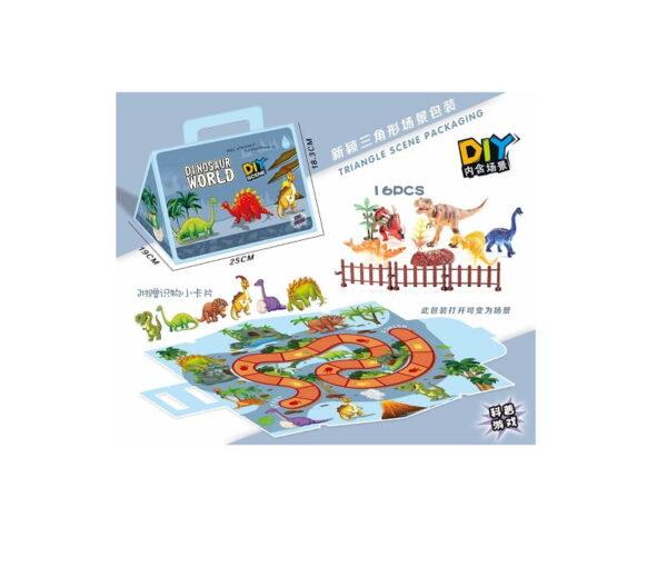 Επιτραπέζιο παιχνίδι δεινόσαυροι
