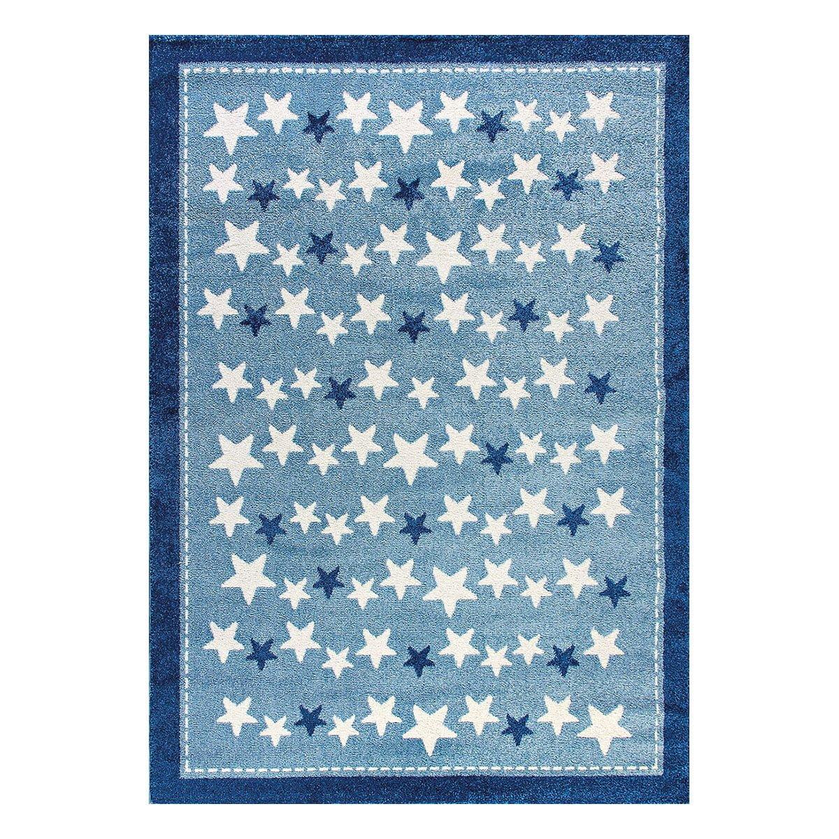 Χαλί Yolo Art 9508 Blue  Γαλάζιο Beauty Home