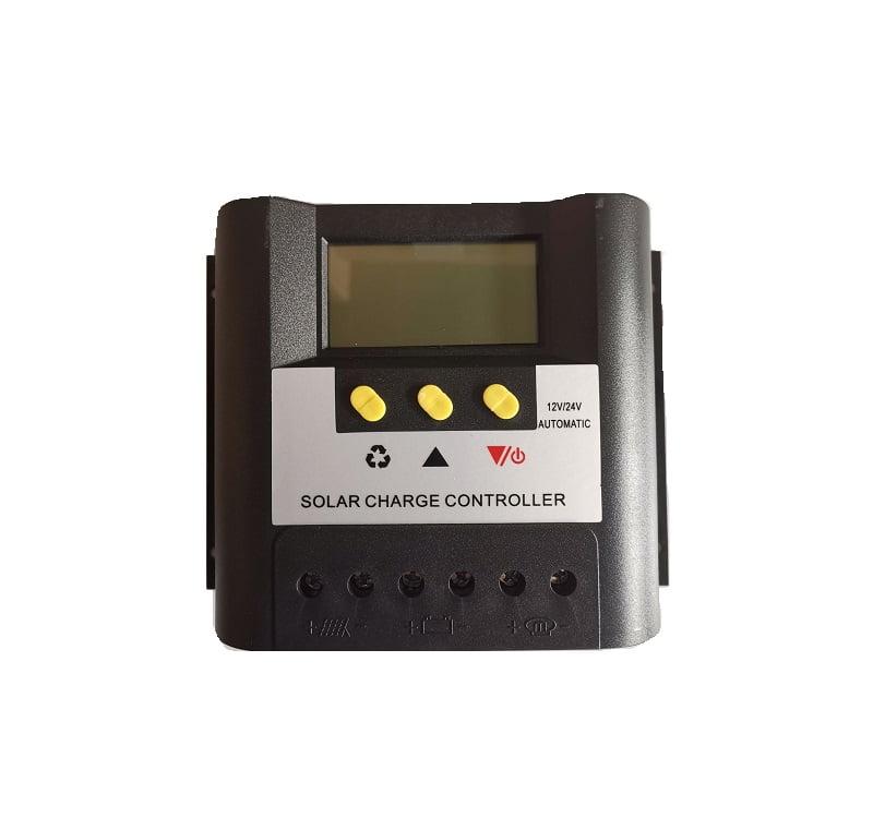 Ρυθμιστής φόρτισης Solar μπαταριών 50A - 12V/24V - 673059