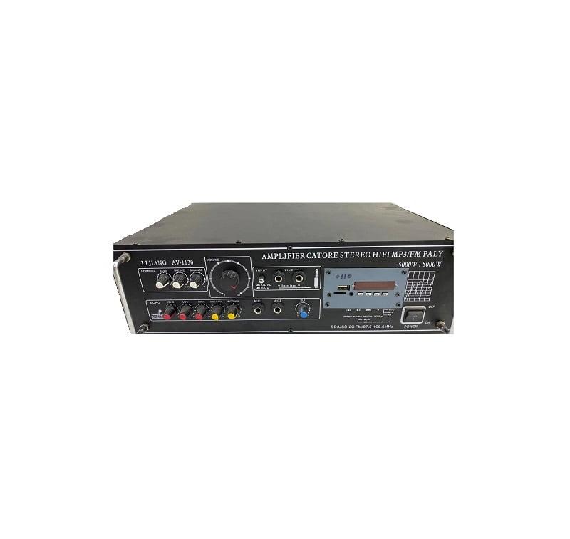 Ραδιοενισχυτής - Karaoke - AV-1130