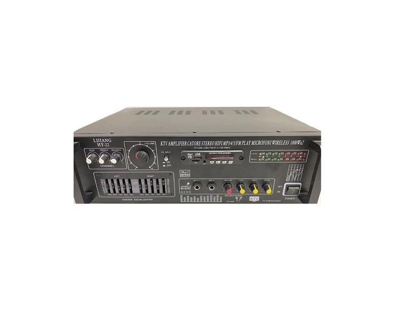 Ραδιοενισχυτής - Karaoke - HY-22
