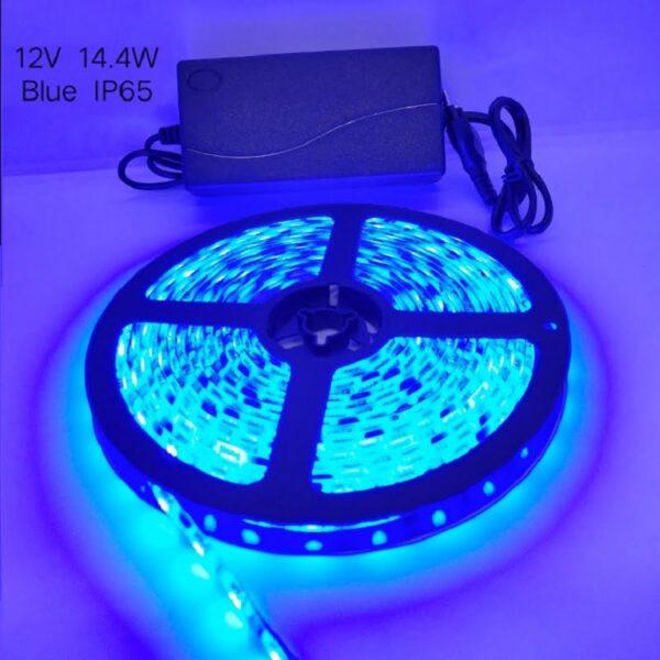 Ρολό LED ταινίας – LED Strip - IP65 - 5m - Pink - 891201