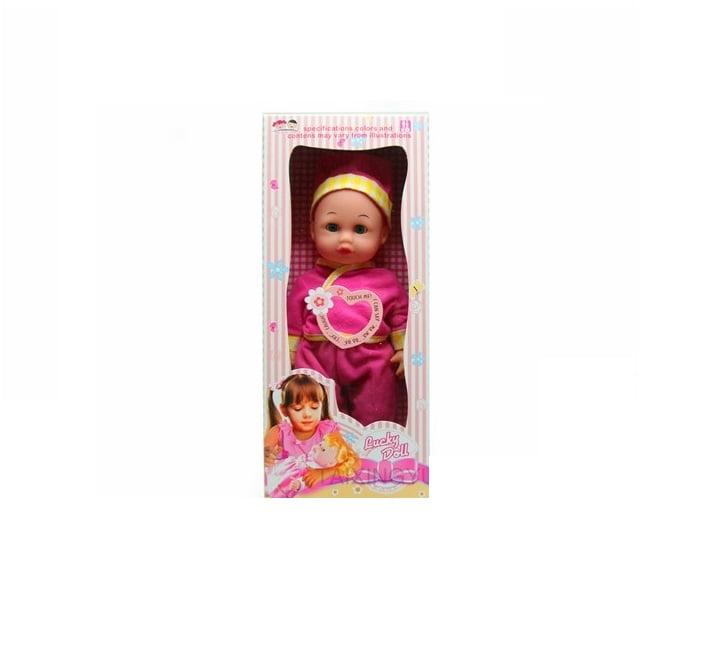 Παιδική κούκλα-μωρό - 2388E - 003020