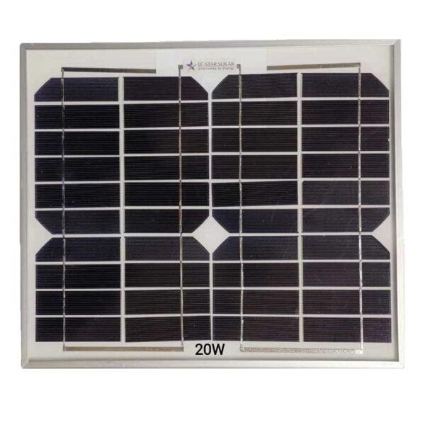 Ηλιακό πάνελ - 20W - 602210