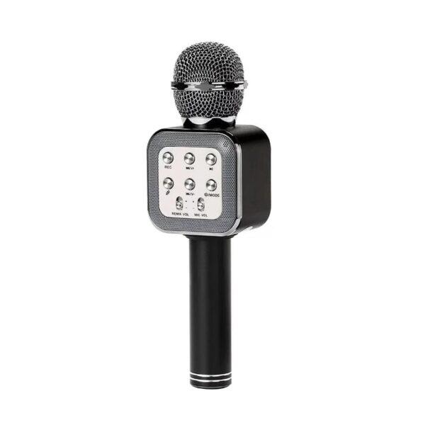 Mικρόφωνο Karaoke - Bluetooth ηχείο - WS1818 - 882060