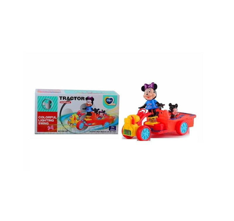 Παιδικό αυτοκινητάκι με κούκλα που χορεύει - 098-28 - 710208