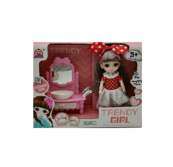 Παιδική κούκλα - Y07B-1A - 433244