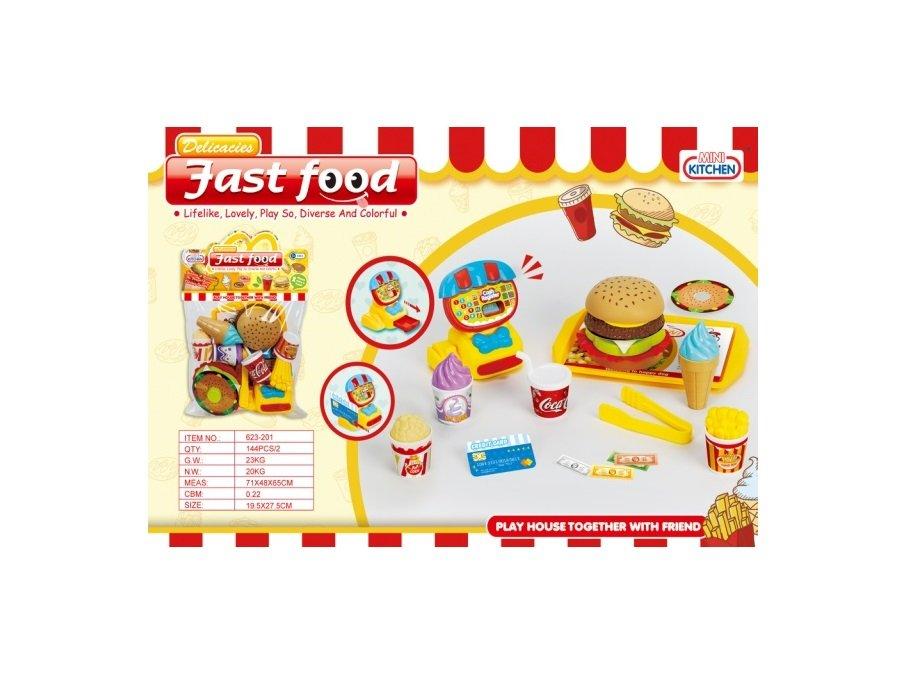 Παιδικός δίσκος Fast-Food - 623-201 - 325131