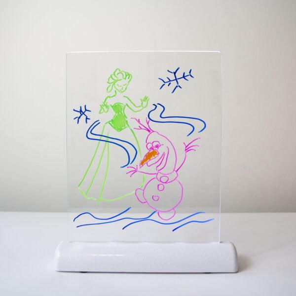 Σετ ζωγραφικής με αξεσουάρ - 3D - 3674 - 909083