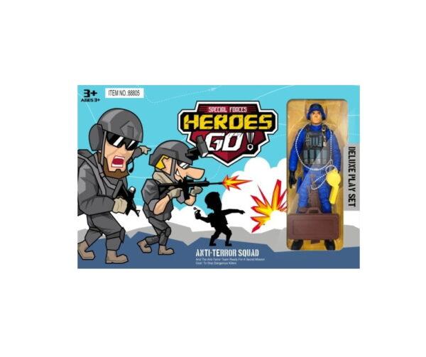 Παιδικός ήρωας αστυνομίας - 88805 - 658875