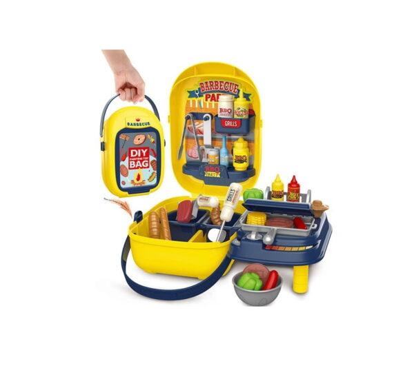 Παιδικό βαλιτσάκι πικ-νικ - 8101 - 881017