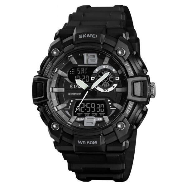 Ψηφιακό ρολόι χειρός – Skmei - 1529 - Black