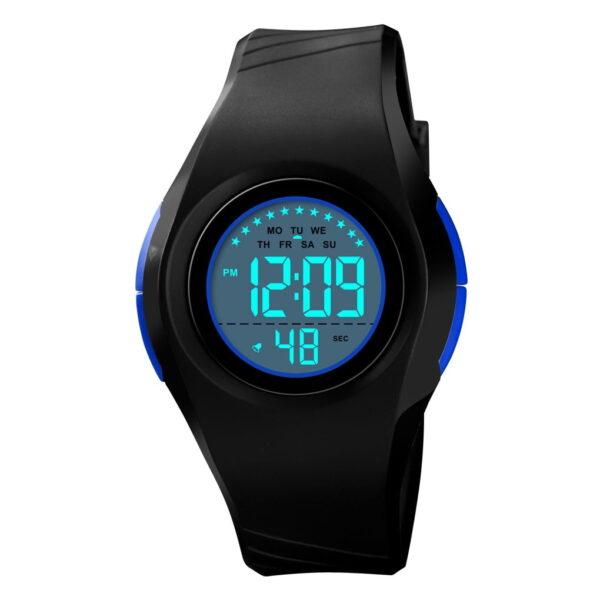 Ψηφιακό ρολόι χειρός – Skmei - 1556 - Black/Blue