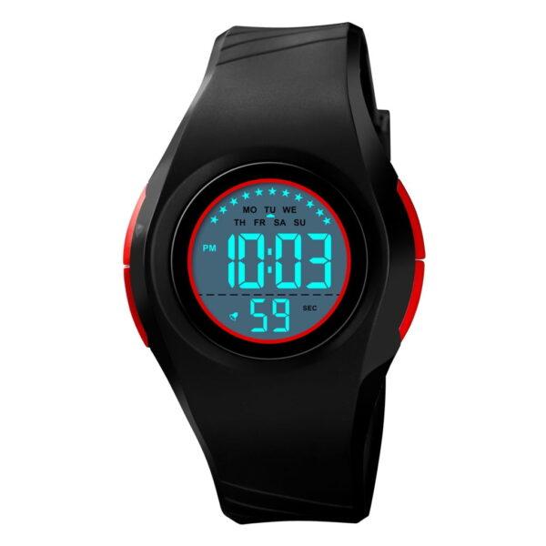Ψηφιακό ρολόι χειρός – Skmei - 1556 - Black/Red