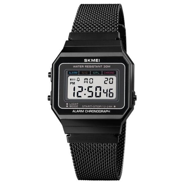 Ψηφιακό ρολόι χειρός – Skmei - 1660 - Black