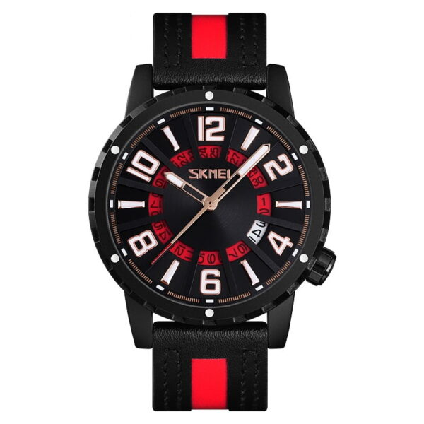 Aναλογικό ρολόι χειρός - Skmei - 9202 - Red