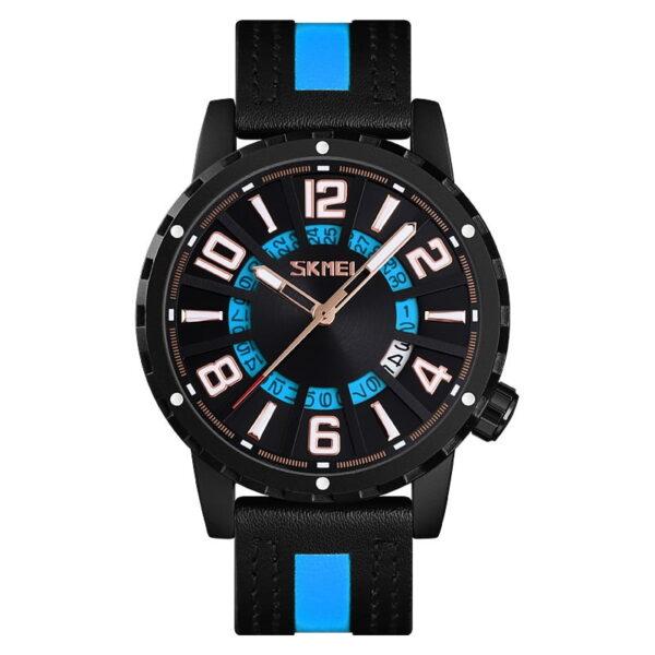 Aναλογικό ρολόι χειρός - Skmei - 9202 - Blue