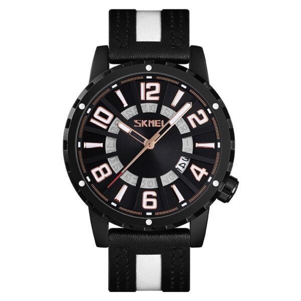 Aναλογικό ρολόι χειρός - Skmei - 9202 - Black