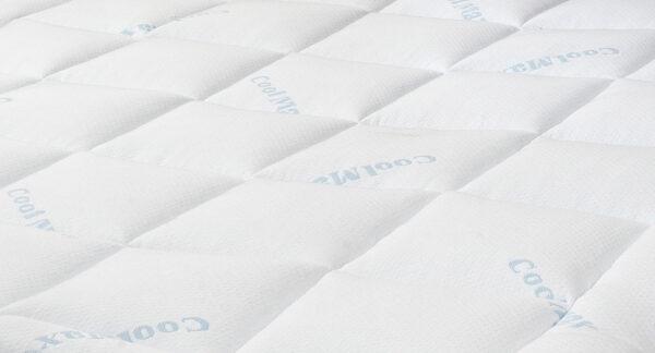 Ανώστρωμα Cool Max Art 4040 σε 10 διαστάσεις Λευκό Beauty Home