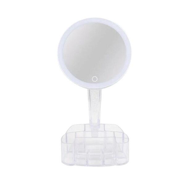 Καθρέπτης μακιγιάζ με LED - HH098