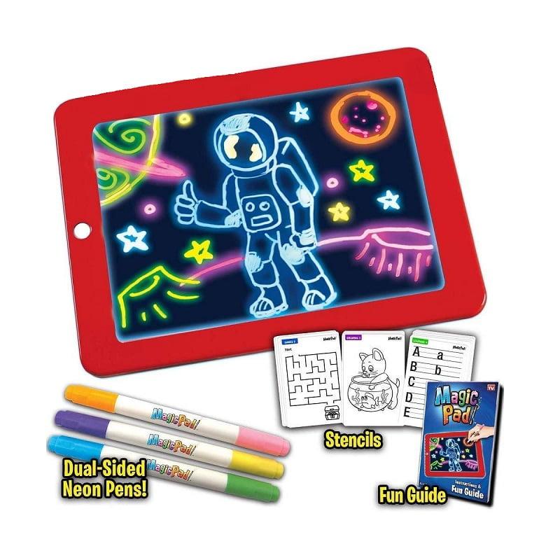 Μαγικός πίνακας ζωγραφικής - Magic Pad - 4236 - 448225