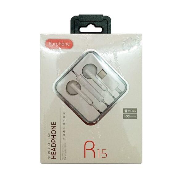 Ενσύρματα ακουστικά - R15 - 532036